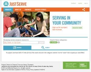 just_serve